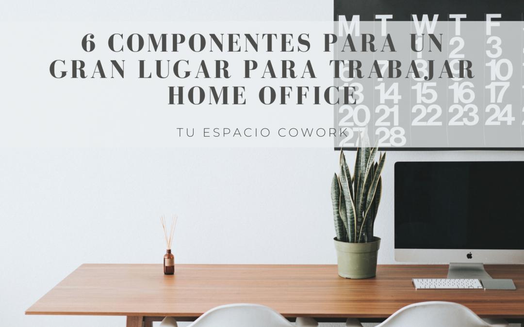 Cómo optimizar nuestros espacios para hacer Home Office ?